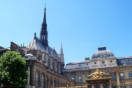 Sainte-Chapelle, Parijs