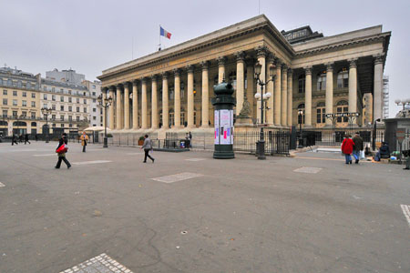 2e arrondissement: Bourse