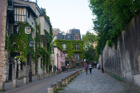 18e arrondissement: Butte-Montmartre