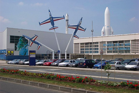 Airport Le Bourget